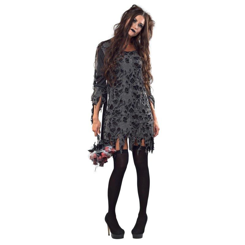 fb56dabe796 Αποκριάτικη Στολή Ζόμπι Φόρεμα