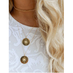 Boho Κολιέ Sun Kissed Necklase