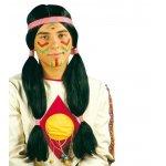 Αποκριάτικη Περούκα Ινδιάνων