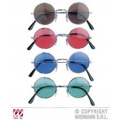 Αποκριάτικο Αξεσουάρ Γυαλιά Lennon - 4 Χρώματα