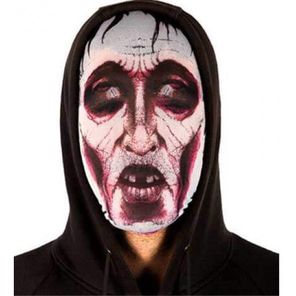 Αποκριάτικη Μάσκα Προσώπου Ζόμπυ