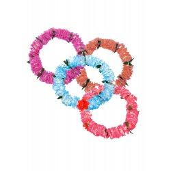 Αποκριάτικο Αξεσουάρ Λουλούδια Χαβανέζας (4 Χρώματα)