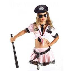 Αποκριάτικη Στολή Φύλακας του Νόμου Κορίτσι