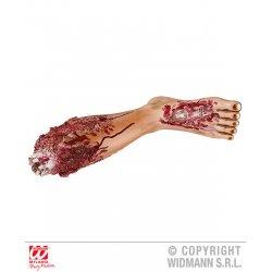 Αποκριάτικο Αξεσουάρ Πόδι Ζόμπι (45cm)