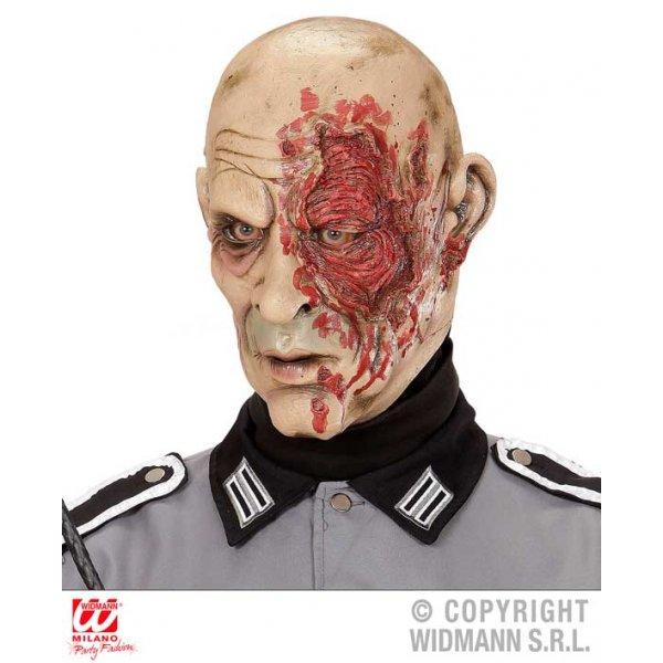 Αποκριάτικη Μάσκα Ζόμπι Στρατηγός