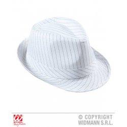 Αποκριάτικο Λευκό Καπέλο Φεντόρα