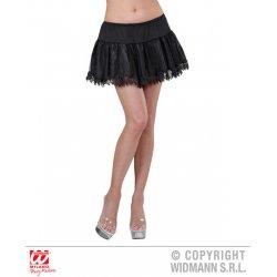 Αποκριάτικη Μίνι Φούστα Μαύρη