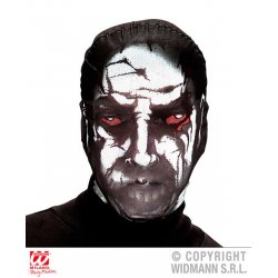 Αποκριάτικο Αξεσουάρ Υφασμάτινη Μάσκα Evil Dead