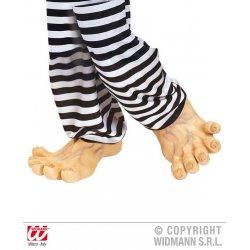Αποκριάτικα Γιγαντιαία Πόδια (Ζευγάρι)