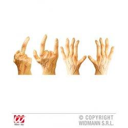 Αποκριάτικα Γιγαντιαία Χέρια (Ζευγάρι)