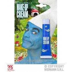 Αποκριάτικο Μακιγιάζ σε Σωληνάριο Μπλε
