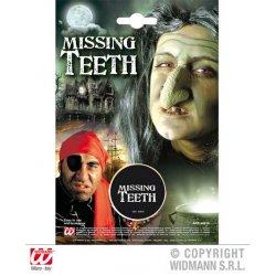 Αποκριάτικο Αξεσουάρ Μακιγιάζ Χαμένα Δόντια
