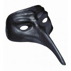Αποκριάτικη Μάσκα Ματιών Βενετσιάνικη Μαύρο