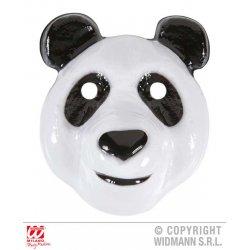 Αποκριάτικο Αξεσουάρ Πλαστική Μάσκα Πάντα