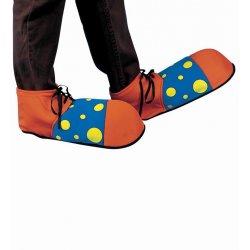Αποκριάτικα Παπούτσια Κλόουν Πουά