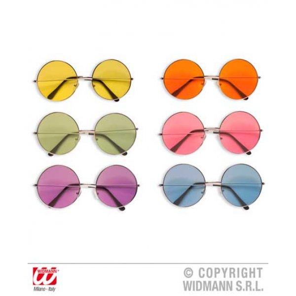 Αποκριάτικα Γυαλιά 70's - 6 Χρώματα