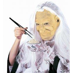 Αποκριάτικη Μάσκα Latex Γιαγιά, Κινέζα