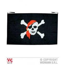 Αποκριάτικη Πειρατική Σημαία (130εκ - 80εκ)