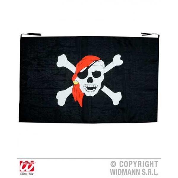 Αποκριάτικη Πειρατική Σημαία