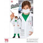 Αποκριάτικη Στολή Γιατρός με Μάσκα