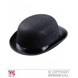 Αποκριάτικο Παιδικό Μαύρο Καπέλο Σαρλώ
