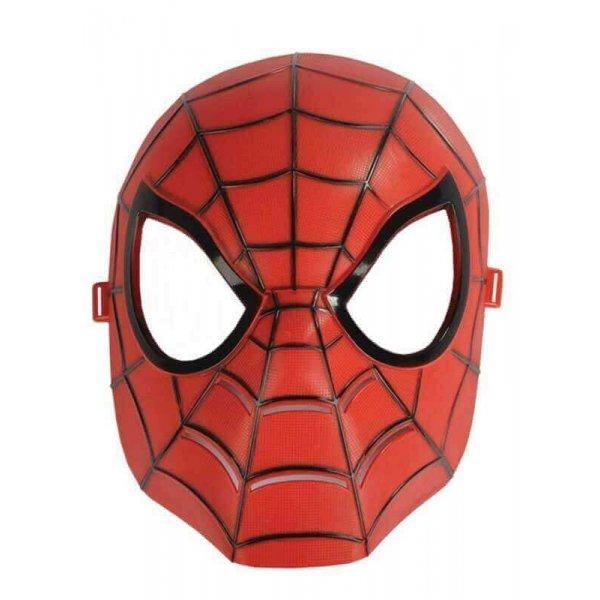 Αποκριάτικη Μάσκα Αράχνη (Κόκκινο)