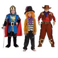 Αποκριάτικες στολές για αγόρια