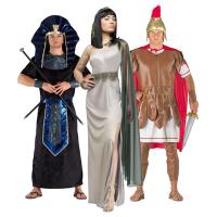 Αποκριάτικες στολές Ρωμαίων - Αιγύπτου