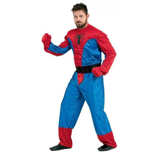 Αποκριάτικη Στολή Άντρας Αράχνη