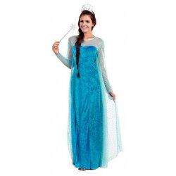 Αποκριάτικη Στολή Πριγκίπισσα του Πάγου (Frozen)