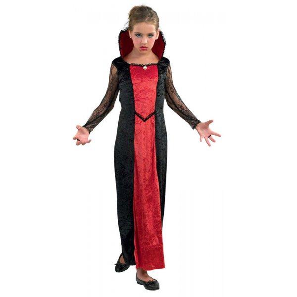 Αποκριάτικη Στολή Βαμπίρ Φόρεμα