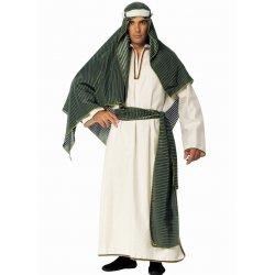 Αποκριάτικη Στολή Άραβας με Πράσινο Σαρίκι