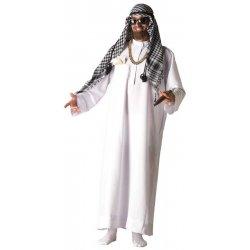 Αποκριάτικη Στολή Άραβας με Καρό Τουρμπάνι