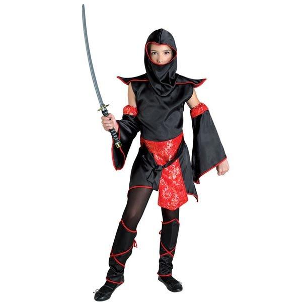 Αποκριάτικη Στολή Ninja Μistress
