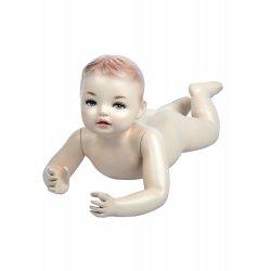 Αποκριάτικο Αξεσουάρ Κούκλα Βιτρίνας Κορίτσι (30 εκ)