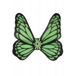 Αποκριάτικο Αξεσουάρ Πράσινα Φτερά Πεταλούδας