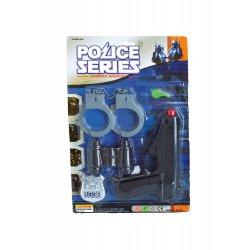 Αποκριάτικο Αξεσουάρ Σετ Οπλα Αστυνομικού