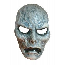 Αποκριάτικο Αξεσουάρ Μάσκα Zombie Πλαστική Με Κίνηση Στο Στόμα