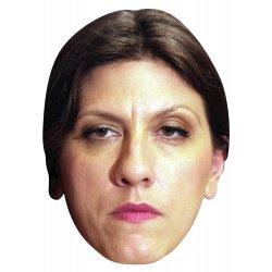 Αποκριάτικο Αξεσουάρ Χάρτινη Μάσκα Η Πρόεδρος