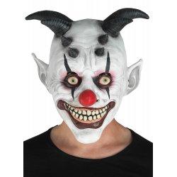 Αποκριάτικη Μάσκα Latex Κλόουν