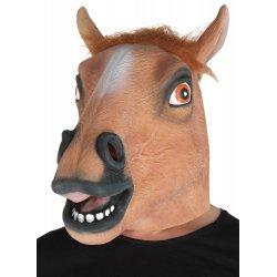 Αποκριάτικη Μάσκα Latex Άλογο