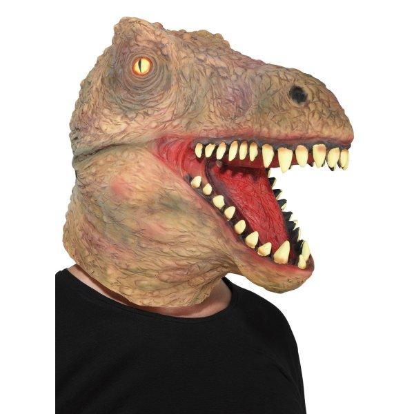 Αποκριάτικη Μάσκα Latex Δεινόσαυρος