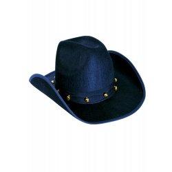 Αποκριάτικο Αξεσουάρ Καπέλο Καουμπόϊ Με Κουδουνια