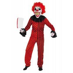 Αποκριάτικη Στολή Μικρός Terror Clown