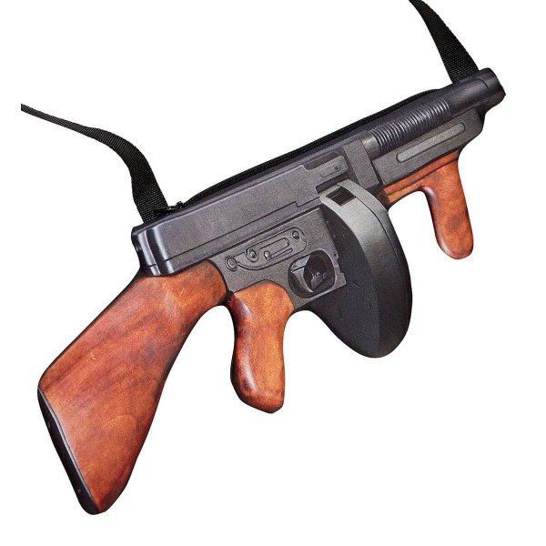 Αποκριάτικη Τσάντα Όπλο Γκανγκστερ