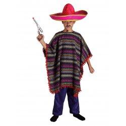 Αποκριάτικη Στολή Μεξικανός