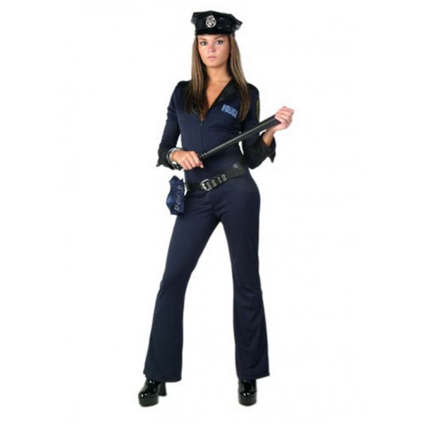 Αποκριάτικη Στολή Γυναίκα Αστυνομικός