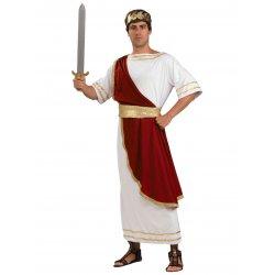 Αποκριάτικη Στολή Αρχαίος Έλληνας με Χρυσές Λεπτομέρειες