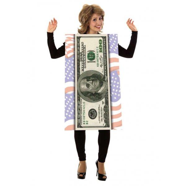Αποκριάτικη Στολή Δολλάριο