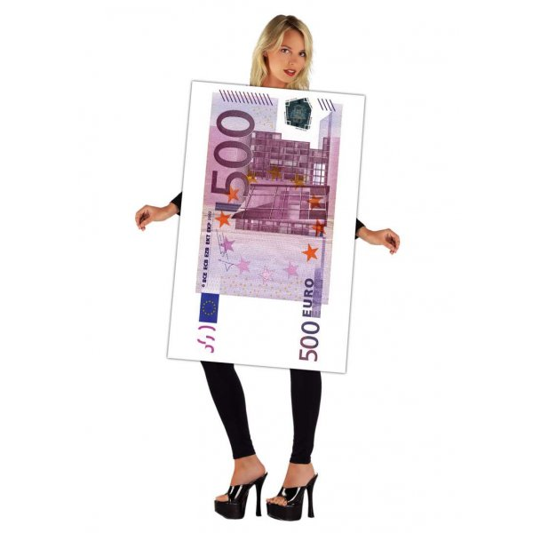 Αποκριάτικη Στολή Ευρώ